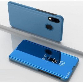 Etuis Huawei P Smart Z Cover Translucide Bleue