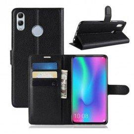 Etuis Portefeuille Huawei P Smart Z Simili Cuir Noir