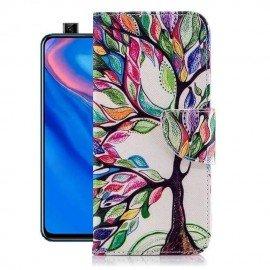 Etuis Portefeuille Huawei P Smart Z Arbre