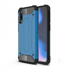 Coque Samsung Galaxy A70 Anti Choques Bleue