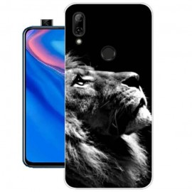 Coque Silicone Huawei P Smart Z Lion