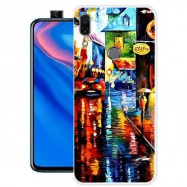 Coque Silicone Huawei P Smart Z Tableau