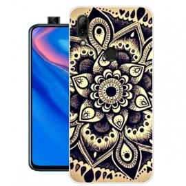 Coque Silicone Huawei P Smart Z Fleur