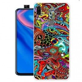 Coque Silicone Huawei P Smart Z Psycho