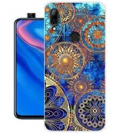 Coque Silicone Huawei P Smart Z Mandala