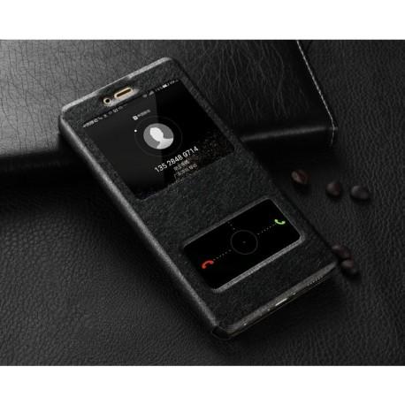 Etuis Portefeuille Huawei P20 Lite fonction Support noir