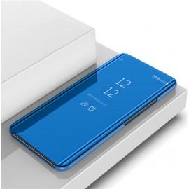 Etuis Samsung Galaxy A70 Cover Translucide Bleue
