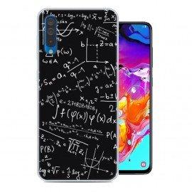 Coque Silicone Samsung Galaxy A70 Formules