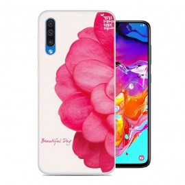 Coque Silicone Samsung Galaxy A70 Wow