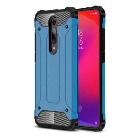 Coque Xiaomi MI 9T Anti Choques Bleue
