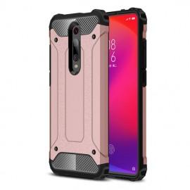 Coque Xiaomi MI 9T Anti Choques Or Rose