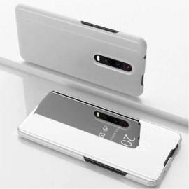 Etuis Xiaomi MI 9T Cover Translucide Gris Argent