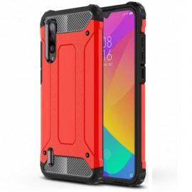 Coque Xiaomi MI A3 Anti Choques Rouge
