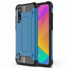 Coque Xiaomi MI A3 Anti Choques Bleue