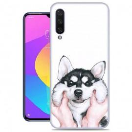 Coque Silicone Xiaomi MI A3 Chien