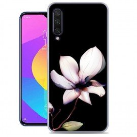 Coque Silicone Xiaomi MI A3 Fleur Lys