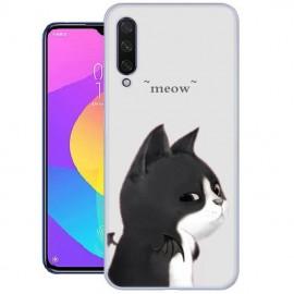 Coque Silicone Xiaomi MI A3 Chat