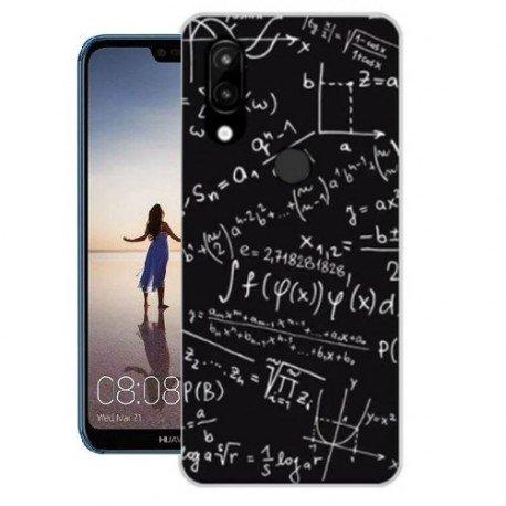 Coque Silicone Huawei P20 Lite Formule