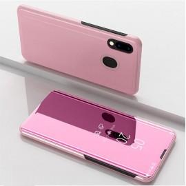 Etuis Samsung Galaxy A20e Cover Translucide Rose