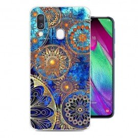 Coque Silicone Samsung Galaxy A20e Mandala