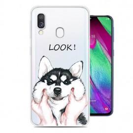 Coque Silicone Samsung Galaxy A20e Husky