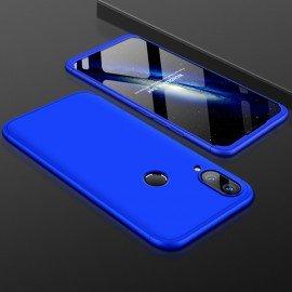 Coque 360 Huawei P20 Lite Bleu