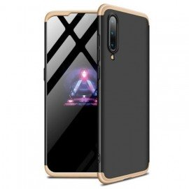 Coque 360 Xiaomi MI 9 Lite Noir et Or