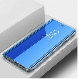 Etuis Xiaomi MI 9 Lite Cover Translucide Bleue