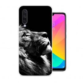 Coque Silicone Xiaomi MI 9 Lite Lion