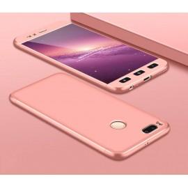 Coque 360 Xiaomi Mi A1 Rose