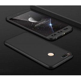 Coque 360 Xiaomi Mi A1 Noir