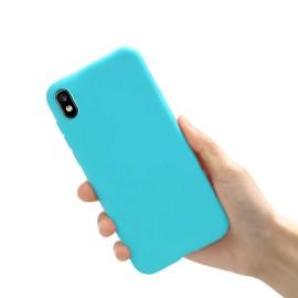 Coque Samsung Galaxy A10 Extra Fine Bleu