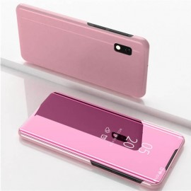 Etuis Samsung Galaxy A10 Cover Translucide Rose