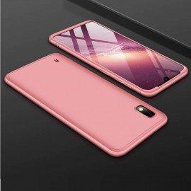 Coque 360 Samsung Galaxy A10 Rose