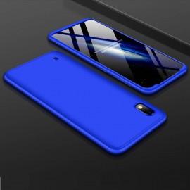 Coque 360 Samsung Galaxy A10 Bleue