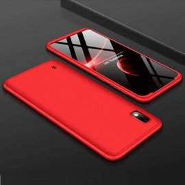 Coque 360 Samsung Galaxy A10 Rouge