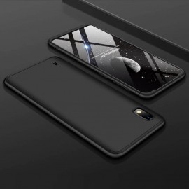 Coque 360 Samsung Galaxy A10 Noire
