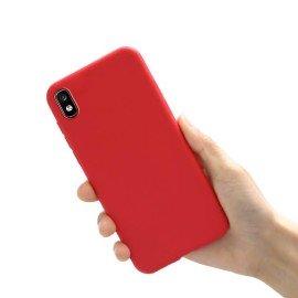 Coque Xiaomi Samsung Galaxy A10 Extra Fine Rouge