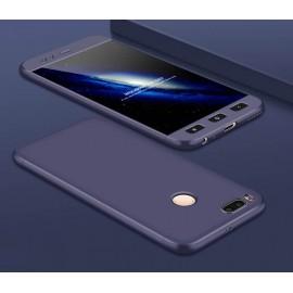 Coque 360 Xiaomi Mi A1 Bleu
