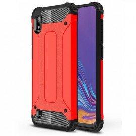 Coque Samsung Galaxy A10 Anti Choques Rouge