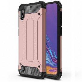 Coque Samsung Galaxy A10 Anti Choques Rose