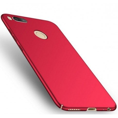 Coque Xiaomi Mi A1 Extra Fine Rouge
