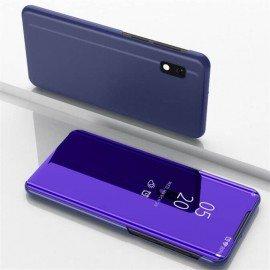 Etuis Samsung Galaxy A10 Cover Translucide Lila