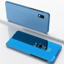 Etuis Samsung Galaxy A10 Cover Translucide Bleu