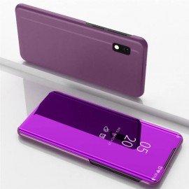 Etuis Samsung Galaxy A10 Cover Translucide Fushia