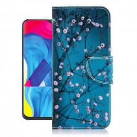 Etuis Portefeuille Samsung Galaxy A10 Blossom