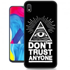Coque Silicone Samsung Galaxy A10 Confiance