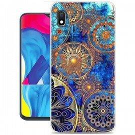 Coque Silicone Samsung Galaxy A10 Mandala
