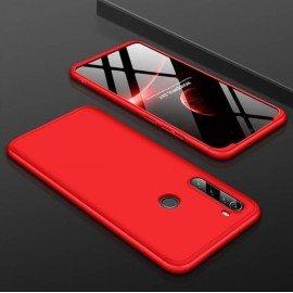 Coque 360 Xiaomi Redmi Note 8 Rouge