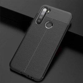 Coque Silicone Xiaomi Redmi NOTE 8 Cuir 3D
